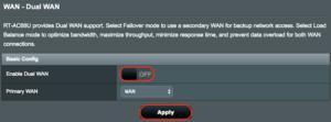 Enable VPN Client